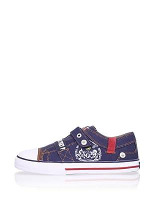 Pablosky Kid's PSKY Sneaker (Navy)
