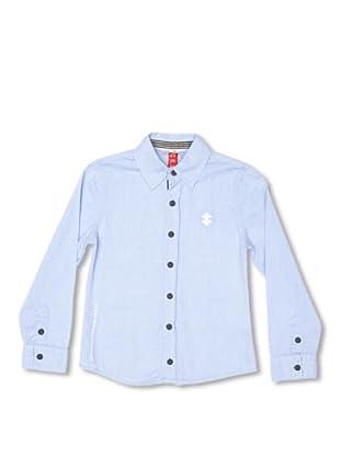 CKS Kids BOYS Camisa Wilcox (Azul)
