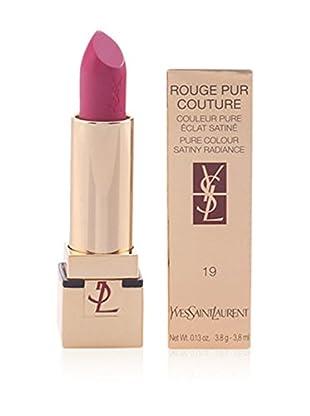 YSL Lippenstift Rouge Pur Couture Nº 19 Fushia Pink 3.8 g, Preis/100 gr: 709.21 EUR