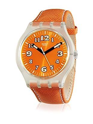 Swatch Quarzuhr Squeezed Pumpkins SUDK102C  34 mm