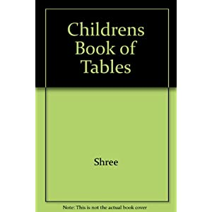 Childrens Book of Tables