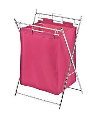 Premier Housewares Wäschekorb 1901058 rosa
