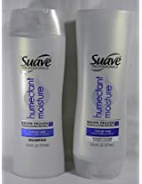 Suave Professionals Shampoo and Conditioner Set 12.6 Oz Ea. (Humectant Moisture)