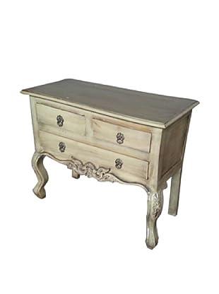 Zanzi Antiqued Finshed Dresser