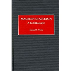 Maureen Stapleton: A Bio-Bibliography (Bio-Bibliographies in the Performing Arts)