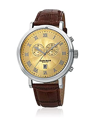 Akribos XXIV Reloj con movimiento cuarzo suizo Man AK591SS 47 mm