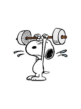 Beiwanda Kids Wandtattoo Snoopy stemmt jedes Gewicht