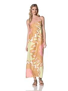 Susana Monaco Women's Alla Dress (Sherbet)