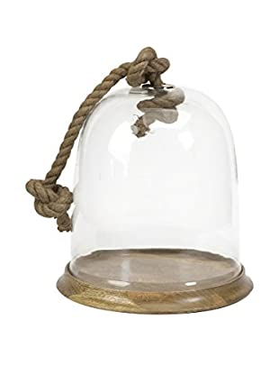 Nantucket Large Cloche with Rope