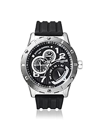 Lancaster Men's OLA0368NR Status Symbol Black Stainless Steel Watch