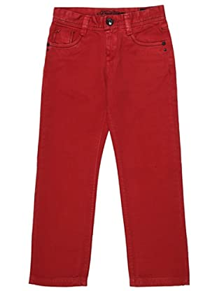 Datch Dudes Pantalón Vaquero Broward (Rojo)