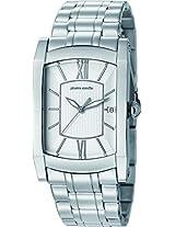 Pierre Cardin Analog White Dial Men's Watch - PC105391F02