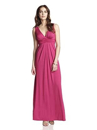 TART Women's Adriana Maxi Dress (Pink)