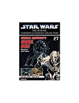 Star Wars: The Official Starships & Vehicles Collection General Grievous' Wheel