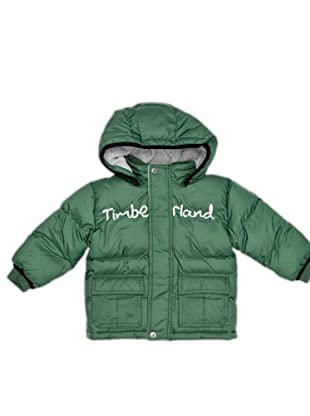 Timberland Kids Anorack Acolchado (Verde)