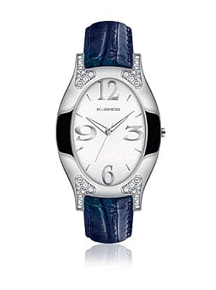K&Bros  Reloj 9157 (Azul)