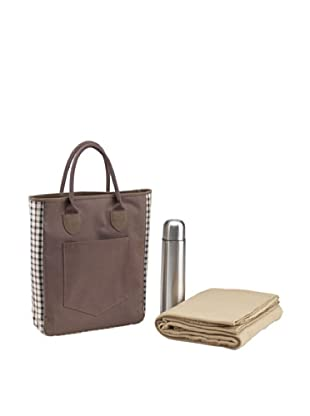 Picnic at Ascot Combination Blanket & Coffee Tote