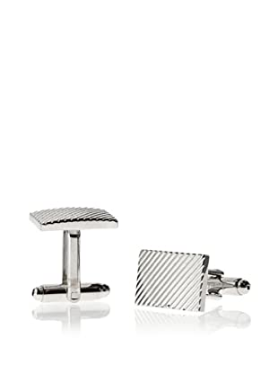 J. Fold Diagonals Cufflinks