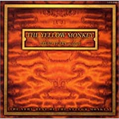 TRIAD YEARS actI & act II -THE VERY BEST OF THE YELLOW MONKEY-(THE YELLOW MONKEY)