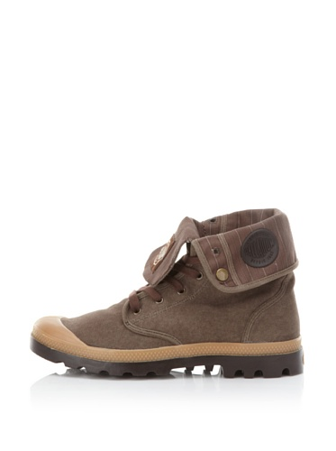 Palladium Men's Baggy Boot (Chestnut/Putty)