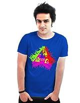 Incynk Men's T-Shirt - MSS127 (Blue)