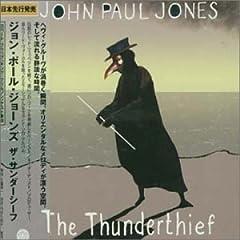 『The Thunderthief』John Paul Jones(2001)