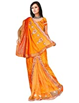 Sehgall Sarees Indian Professional Fancy Material Embroidered Lehenga Saree