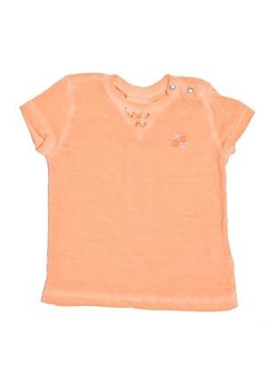 Diesel Camiseta Tyrillib (Naranja)