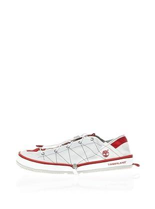 Timberland Casual Footwear Radler Camp Boat (Weiß)
