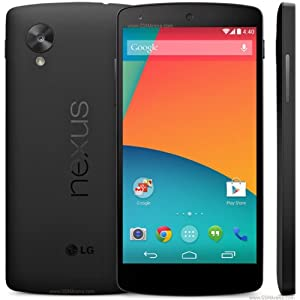 Google Nexus 5 16 GB Factory UNLOCKED GSM Android 4.4 Smartphone LG-D820 Black