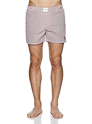 Abercrombie & Fitch Boxershorts (rot)