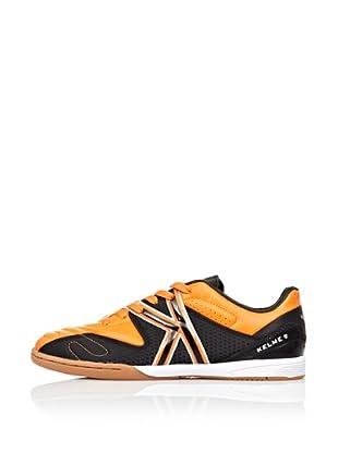 Kelme Zapatillas Europa Indoor (Naranja / Negro)