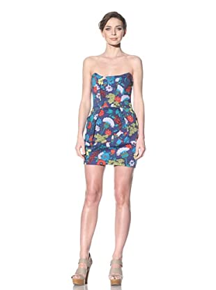 French Connection Women's Fast Fantasia Flower Dress