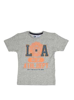 Scott&Fox Camiseta Giant (Gris)