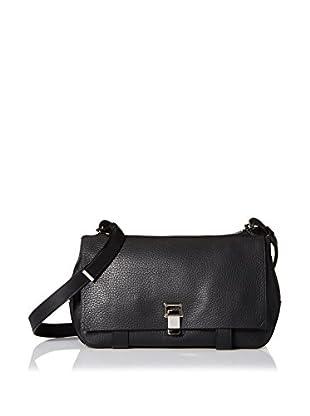 Proenza Schouler Women's Borsa Courier Backpack, Black