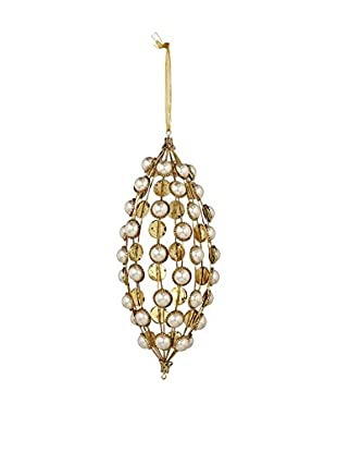 Sage & Co. Pearl Drop Ornament