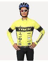 Triumph Firefox Bike Wear - Jerseys, Green, SizeM