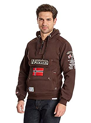 Geographical Norway Sudadera con Capucha Gym Class