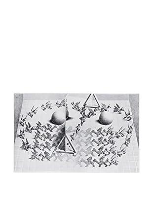 Artopweb Wandbild Magic Mirrow Bunt