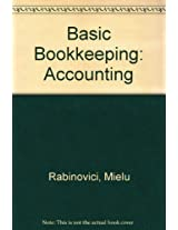 Basic Bookkeeping: Accounting
