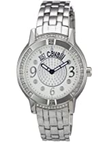 Just Cavalli Analog Silver Dial Women's Watch - R7253161515