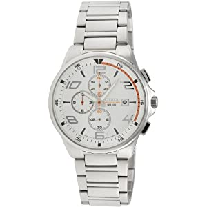 Citizen Chronograph Silver Dial Men's Watch - AN3380-53A