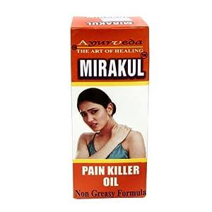 AYURVEDA MIRAKUL PAIN KILLER OIL 30ML