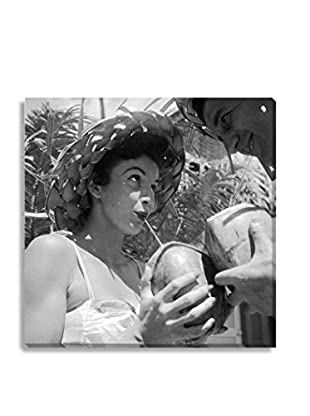 Photos.Com By Getty Images Coconut Drink By Orlando On Canvas