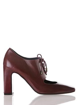 Farrutx Zapato Cordones (burdeos)