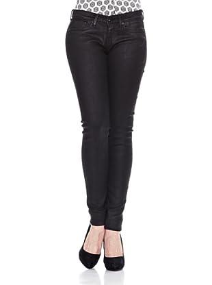 Pepe Jeans London Pantalón Vaquero Moss (Negro)