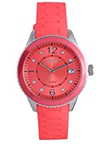 Esprit Timewear Analog Red Dial Womens Watch-ES105342004