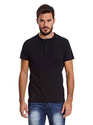 Paul Stragas Camiseta Ilias (Negro)