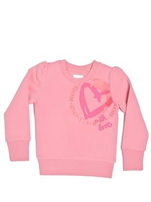 Diesel Kid Sweatshirt Sloan (Rosa)