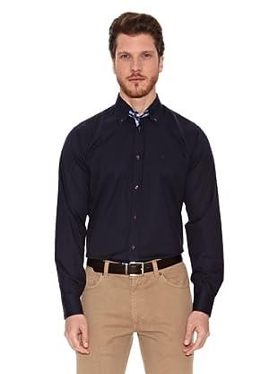 Polo Club Camicia Lowndes (Blu mare)